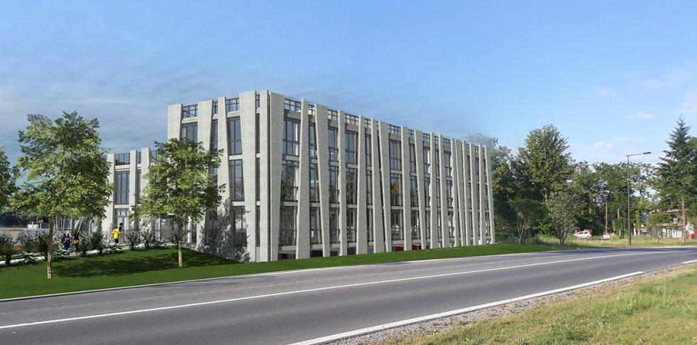 ARVAL architecture - BUREAUX ADIM – COMPIEGNE - 2 Bureaux Adim ZAC des Sablons Compiègne ARVAL