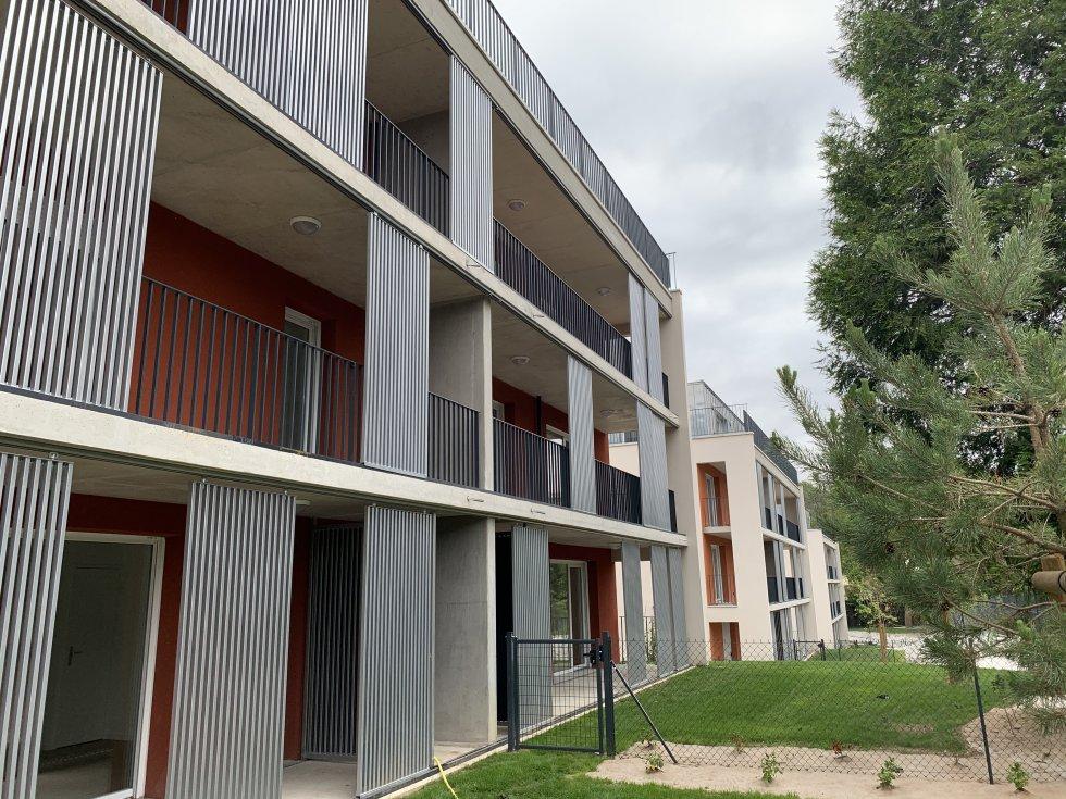 ARVAL architecture - 52 LOGEMENTS ALLEE DU COTEAU –  AMIENS - 4 ARVAL 52 logements CLESENCE  Allée du Coteau Amiens