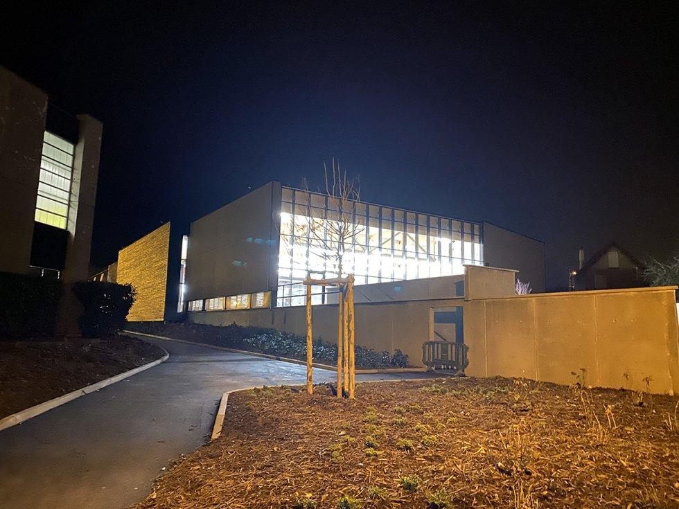 ARVAL architecture - Maison d'arts martiaux – Crépy-en-Valois - 11 ARVAL-Salle d'arts martiaux et sports de combat à Crépy-en-Valois