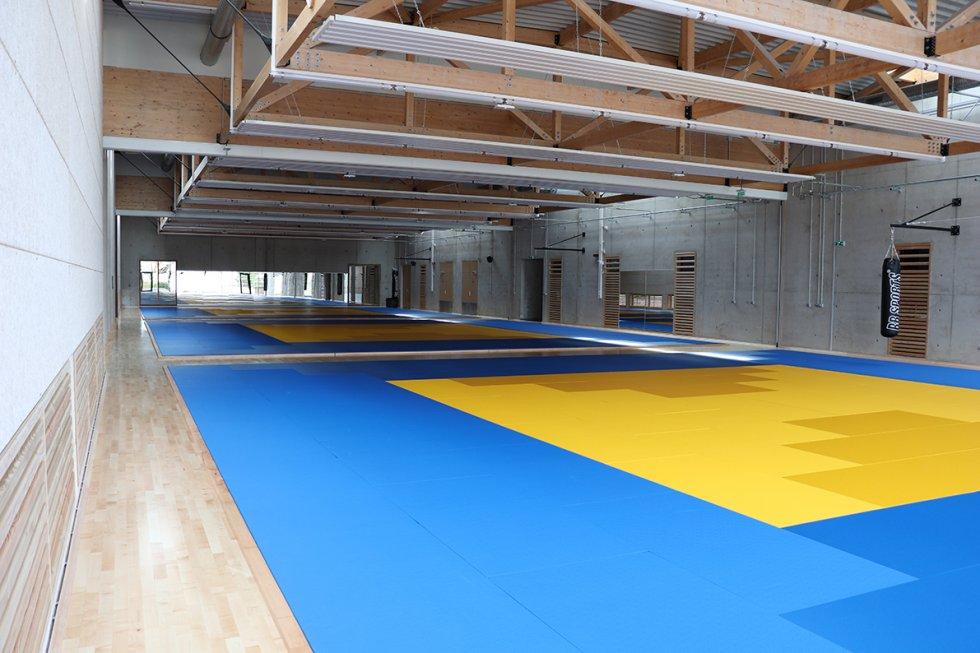 ARVAL architecture - Maison d'arts martiaux – Crépy-en-Valois - 3 ARVAL-Salle d'arts martiaux et sports de combat à Crépy-en-Valois