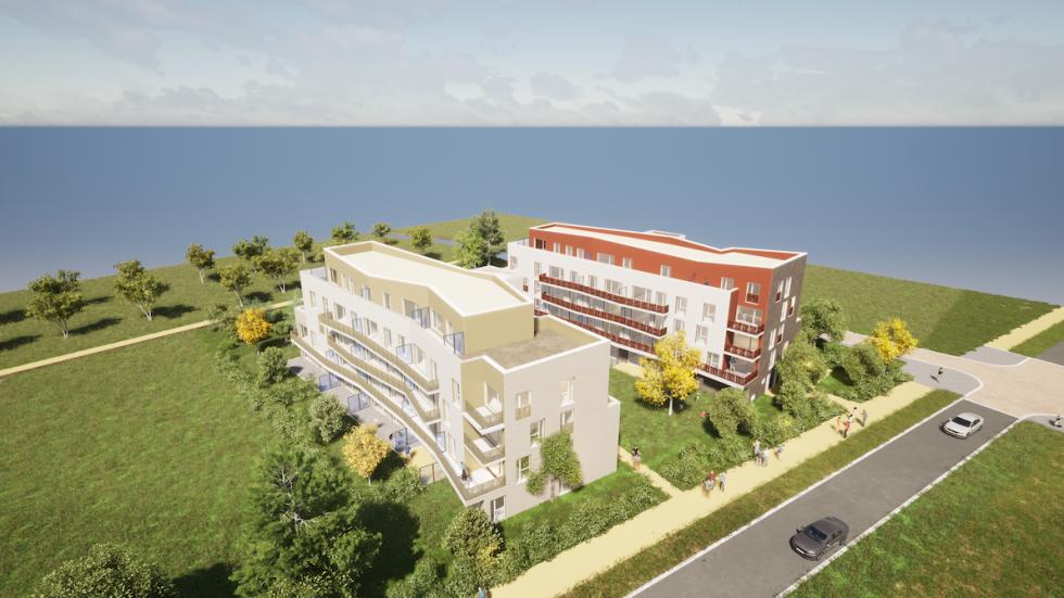ARVAL architecture - 49 LOGEMENTS ILOT L3E2 – AMIENS - 4 49 logements ILOT L3E2 AMIENS