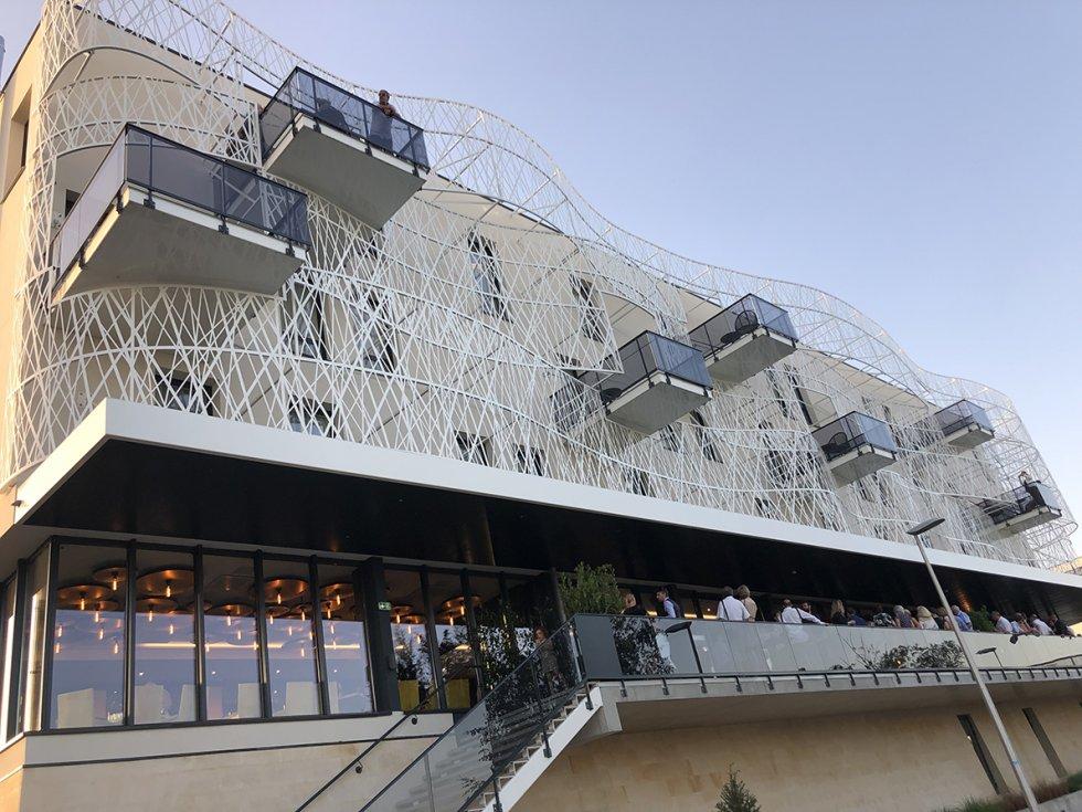 ARVAL architecture - Hôtel ZAC des deux Rives – Margny les Compiègne - 4 ARVAL HOTEL MARGNY
