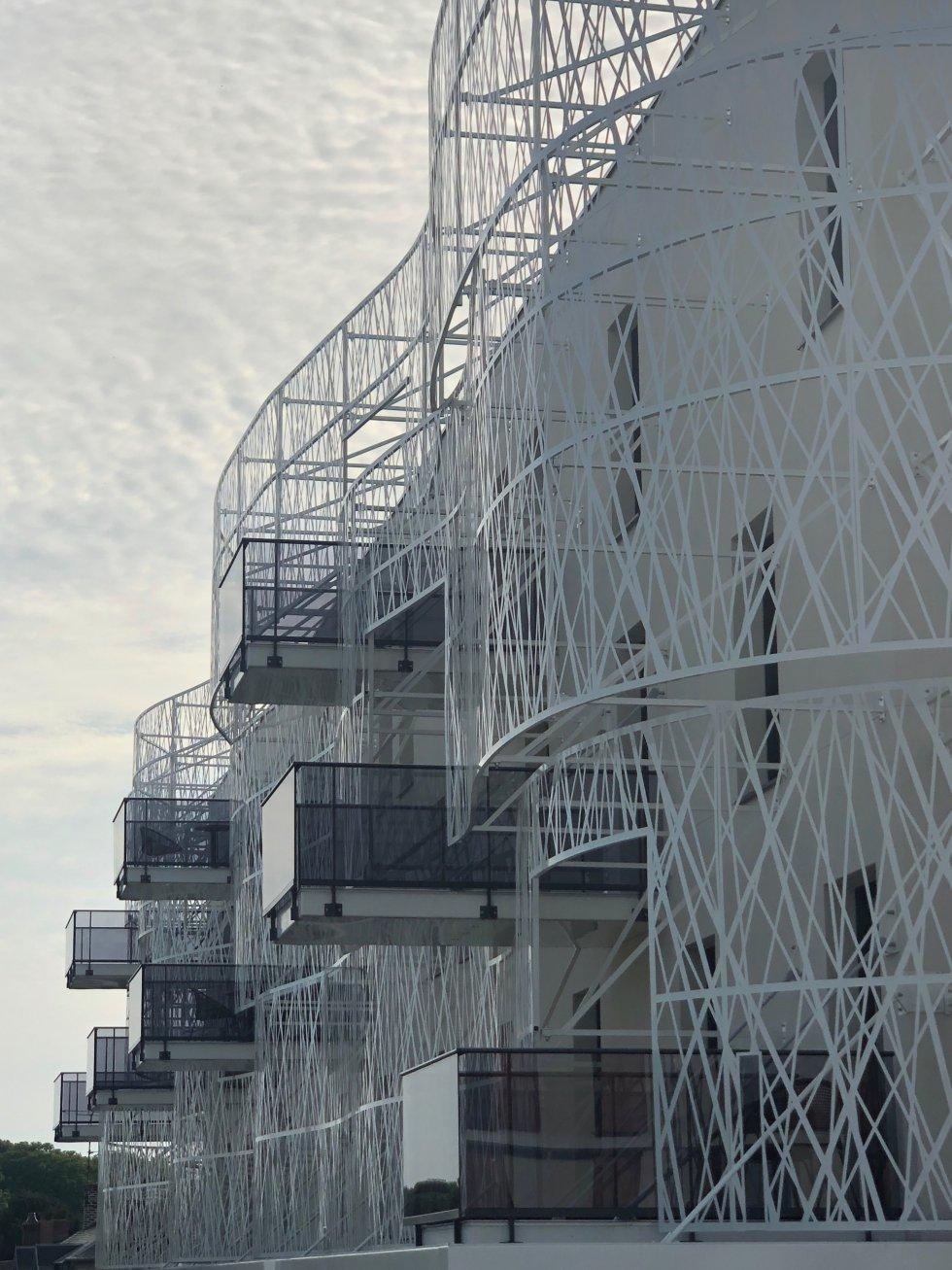 ARVAL architecture - Hôtel ZAC des deux Rives – Margny les Compiègne - 7 arval hotel margny les compiegne