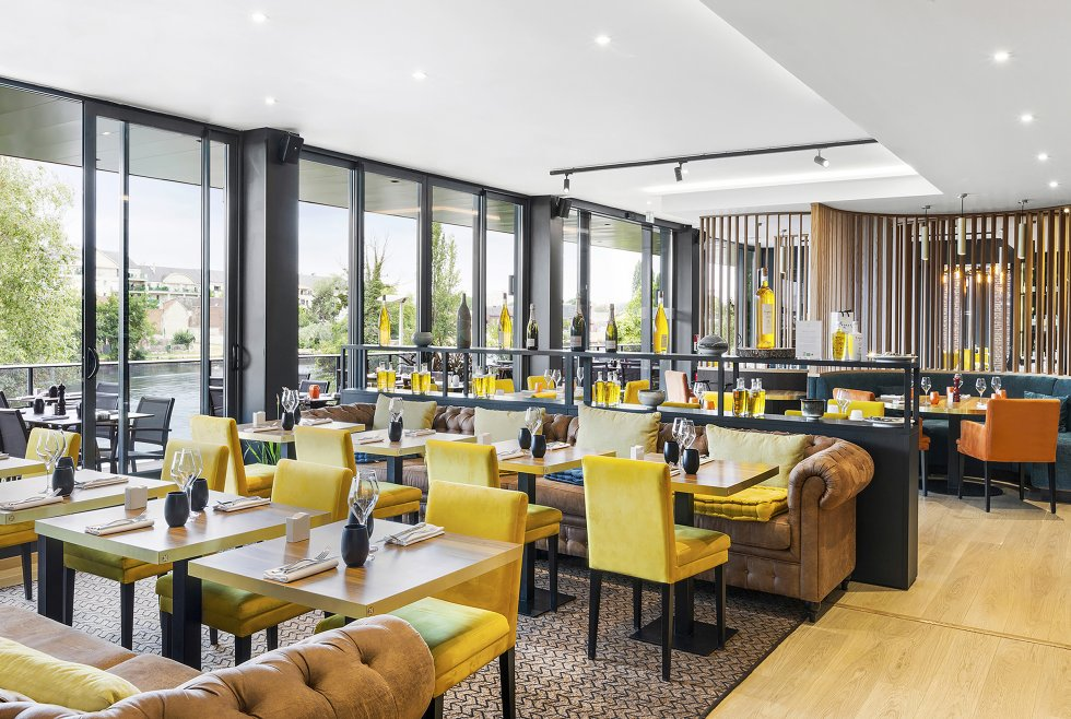 ARVAL architecture - Hôtel ZAC des deux Rives – Margny les Compiègne - 8 arval hotel margny les compiegne