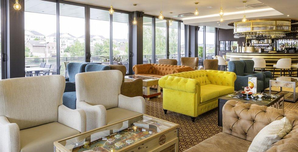 ARVAL architecture - Hôtel ZAC des deux Rives – Margny les Compiègne - 9 arval hotel margny les compiegne