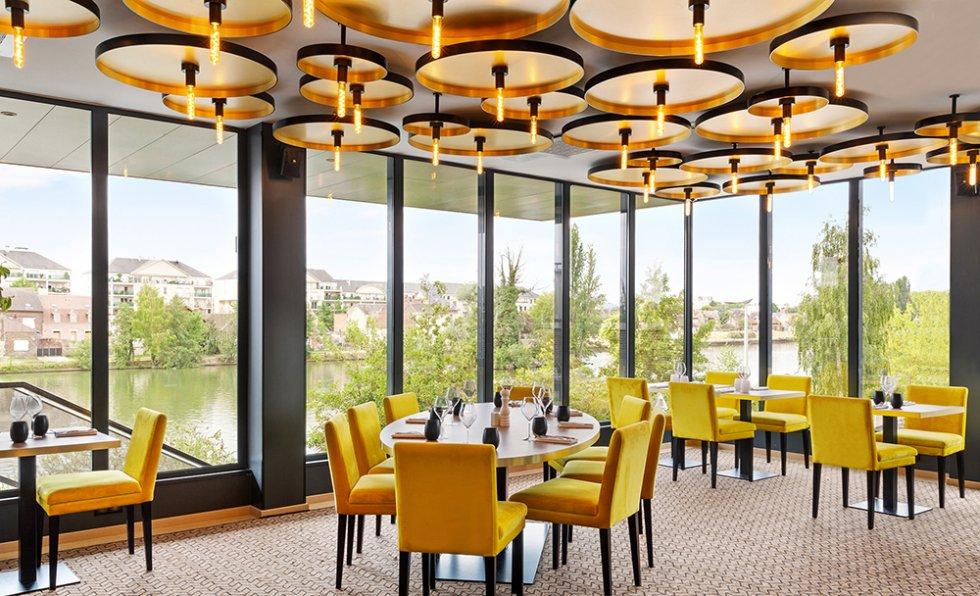 ARVAL architecture - Hôtel ZAC des deux Rives – Margny les Compiègne - 10 arval hotel margny les compiegne