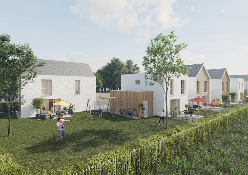 ARVAL architecture - MAISONS INDIVIDUELLES – TROYES - 2 37 maisons individuelles Troyes