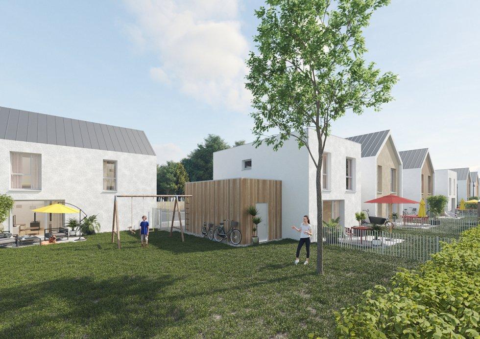 ARVAL architecture - MAISONS INDIVIDUELLES – TROYES - 3 37 maisons individuelles Troyes