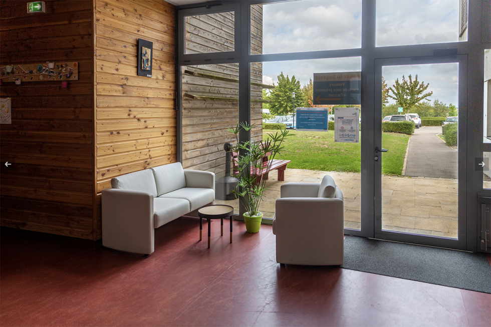 ARVAL architecture - POLE AUTISTE – CREPY - 6 Extension La Sagesse Crépy-en-Valois ARVAL