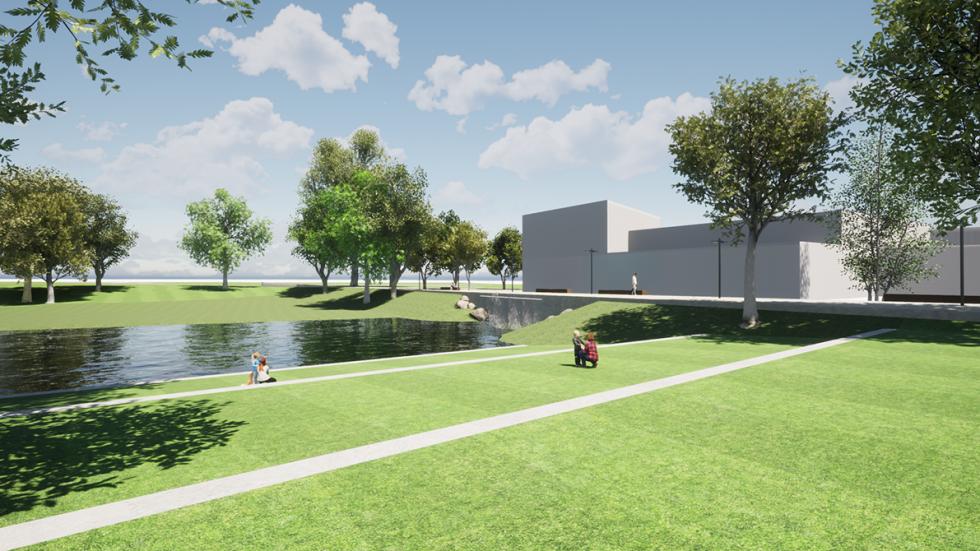 ARVAL architecture - ZAC ECOQUARTIER – MONTEVRAIN - 3 Ecoquartier Montévrain ARVAL