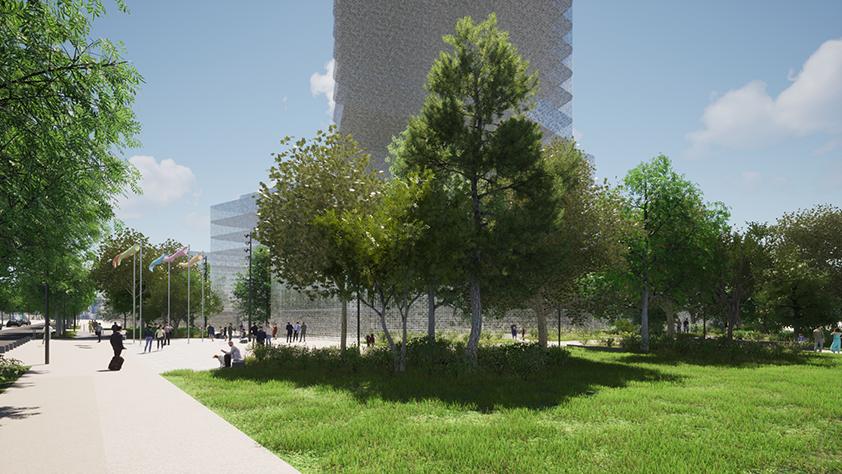 ARVAL architecture - ZAC ECOQUARTIER – MONTEVRAIN - 6 Ecoquartier Montévrain ARVAL