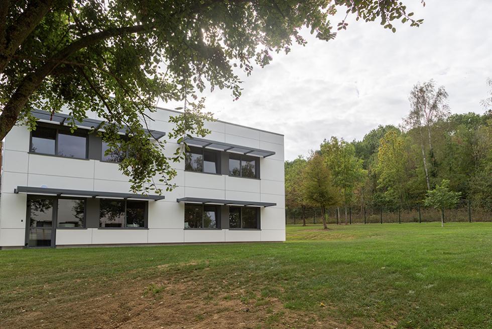 ARVAL architecture - POLE AUTISTE – CREPY - 3 Extension La Sagesse Crépy-en-Valois ARVAL