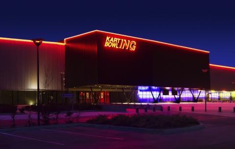 Karting bowling – Jaux