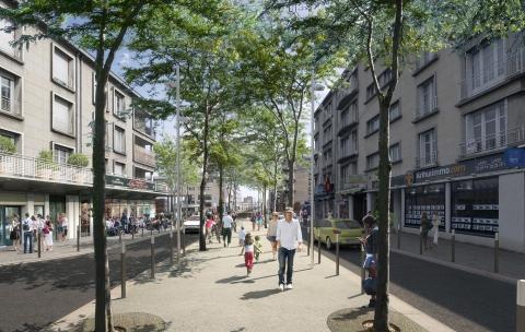 Aménagement du boulevard Brossolette – Laon