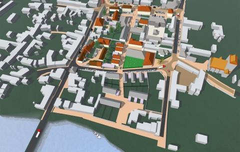 Requalification du Centre Bourg – Choisy-au-bac