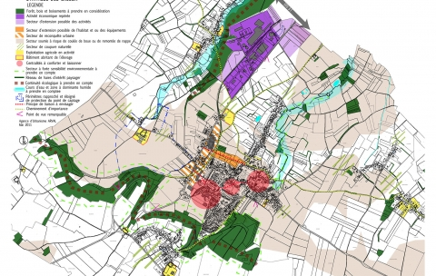 PLAN LOCAL D'URBANISME (PLU) – AUNEUIL (60)