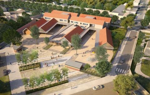 Ecoles St. Exupéry et Weissenburger – Noyon