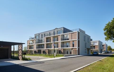 """63 logements """"25 RGA"""" – Compiègne"""