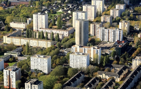 NPNRU – étude quartier Argentine – Beauvais