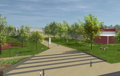 Parc des sports – Lagny-sur-Marne