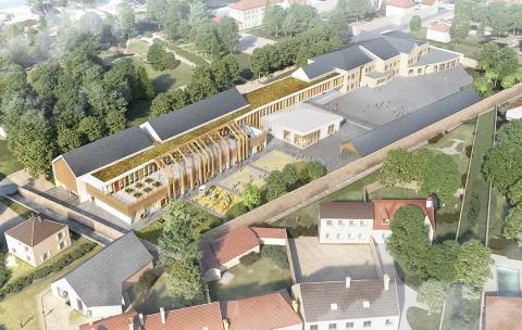 Ecole – Nanteuil-le-Haudouin
