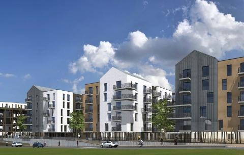 Equipements et logements – Chantilly