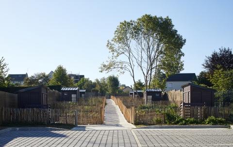 Jardins familiaux – Lagny-Sur-Marne
