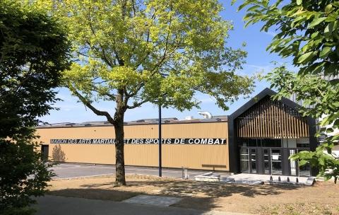 Maison d'arts martiaux – Crépy-en-Valois