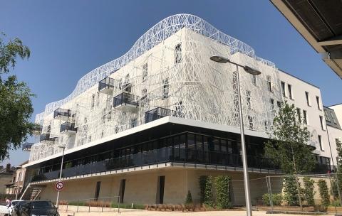 Hôtel ZAC des deux Rives – Margny les Compiègne