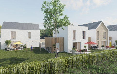 MAISONS INDIVIDUELLES – TROYES
